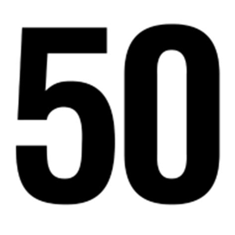 OzTorah » Blog Archive » 50 fifty number