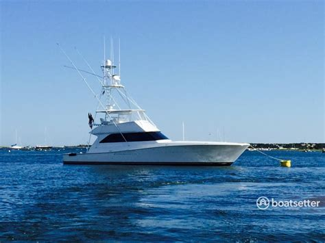 Boatsetter Business Model by Rent A 1999 59 Ft Viking Yacht 58 Convertible In