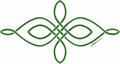 Celtic Knot Simple Horizontal Tattoos Knots Tattoo
