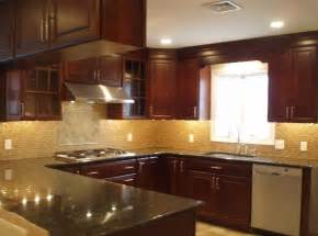 Photos Of Backsplashes In Kitchens Kitchen Glass Tiles Backsplash Home Interiors