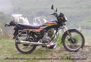 Macam Striping Honda Gl