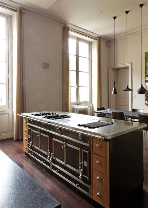 island in small kitchen cucina a libera installazione professionale in acciaio 4822