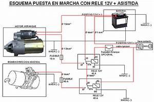Suzuki 88 - Rele Para Motor Puesta En Marcha