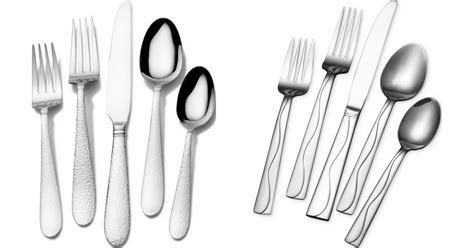 towle sets flatware stainless steel macy regularly hip2save macys