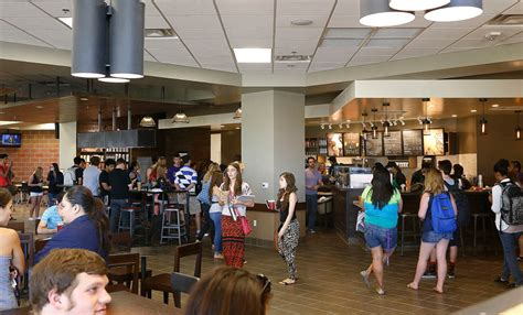 Smells like the big time: Starbucks enhances upscale campus vibe   GCU Today
