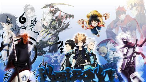 Anime Mix Wallpaper - anime mix wallpaper by ikaizoku on deviantart