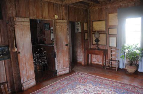 Boone Hall Plantation 2013 - Plantation House Interior