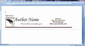 Creating letterhead in word free printable letterhead for Creating a template in powerpoint 2010