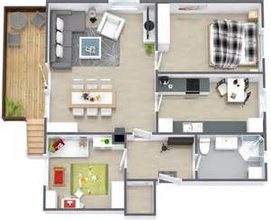 Simple House Plans With Photos Of Interior Placement by Planta Baixa O Guia Completo Arquidicas