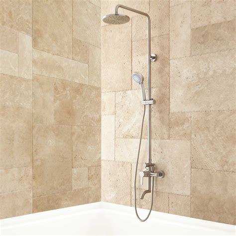 Bath Tub Set by Jurado Exposed Pipe Tub And Shower Set Ebay