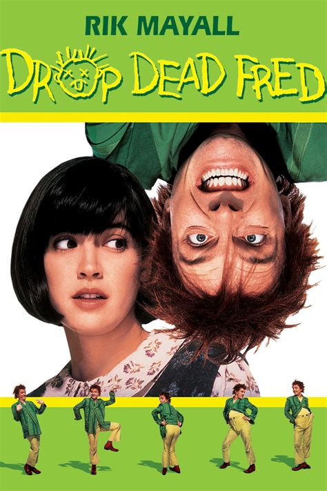 drop dead fred   poster phoebe cates rik