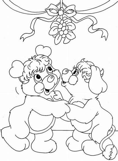 Coloring Pages 80s Cartoon Popples Printable Colouring