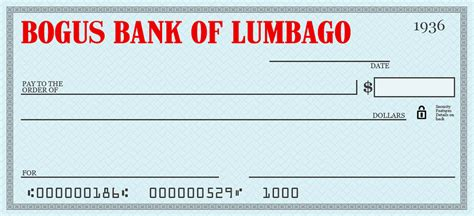 Joke Cheque Template Image Collections