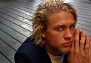 Young British actor Charlie Hunnam at the Elixer, Friday ...