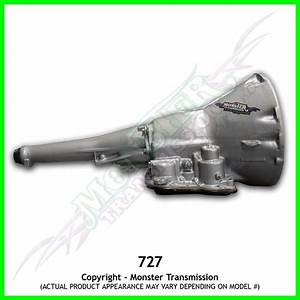Tf8 727 Transmission Heavy Duty 2wd  Dodge Mopar Automatic