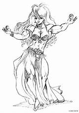 Belly Coloring Pages Dance Dancer Tetsuko Dancers Colouring Bellydance Deviantart Dancing Drawings Sketches Tko Davidcmatthews Printable Discover Scary Printables sketch template