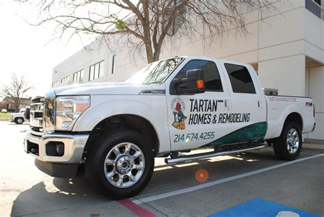 super duty logos spot graphics car wrap city