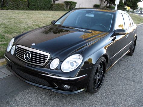 2003 E55 Amg by 2003 Mercedes E55 Amg Sedan Sold 2003 Mercedes E55 Amg