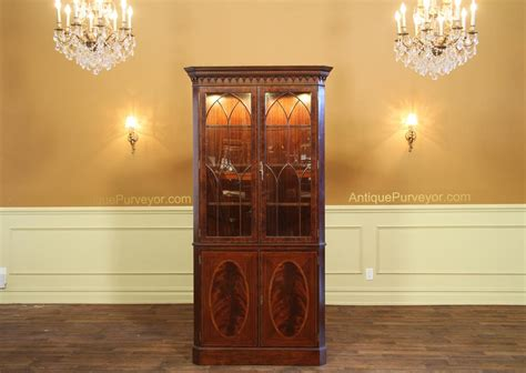 china cabinet with lights antique reproduction furniture kits antique furniture