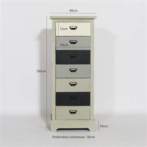 meuble cuisine 25 cm largeur meuble largeur 25 cm maison design modanes com