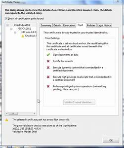can39t validate signature on pdf superuserxchanger With pdf document validation
