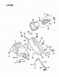 2001 Jeep Wrangler Automatic Transmission Parts Diagram  Jeep  Auto Wiring Diagram