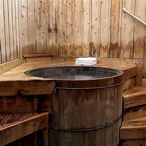 Cedar Hot Tub : hot tub backyard beauties pinterest hot tubs tubs and fencing ~ Sanjose-hotels-ca.com Haus und Dekorationen