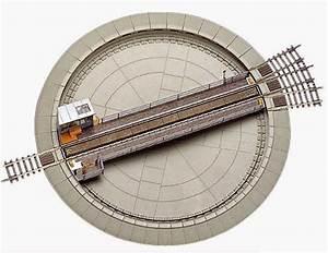 Ho Scale Model Trains Turntable For Beginners        Hobbylinc Com  Atlas