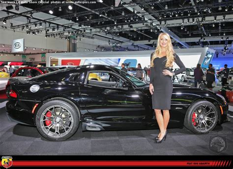 La Auto Show Which And Why? Black Or Red For The Allnew