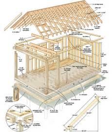 cabin building plans build this cozy cabin for 6000 home design garden architecture magazine