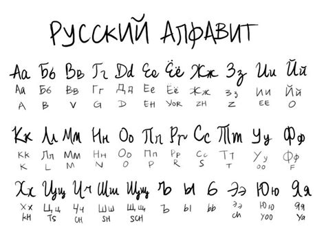 I Love Seeing Different Forms Of Russian Cursive! This Handwriting Seems More Individualized