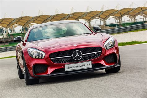 Mercedes Amg Gt S Now In Malaysia From Rm115mil