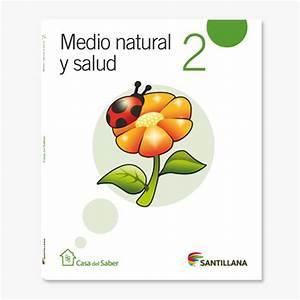Medio Natural y Salud 2 Santillana