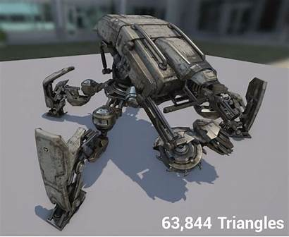 Unreal Engine Lod Generation Huge Update Turbosquid
