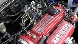 Daihatsu Charade G30 Engine Starting