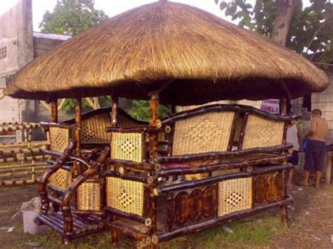 Furnitures for small apartments, bahay kubo design bamboo philippines house bahay kubo design