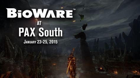 Bioware At Pax South