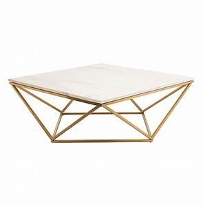 rosalie hollywood regency gold steel white marble coffee table With white coffee table with gold legs