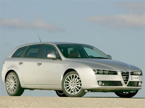 Alfa Romeo 159 Sportwagon (2006)