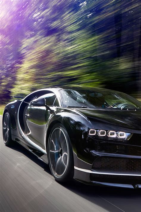 640x960 2017 Bugatti Chiron In Motion Iphone 4, Iphone 4s