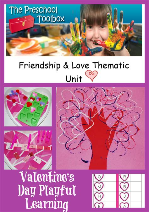 s day crafts and activities for preschoolers 680 | Valentines Day for Preschool FB