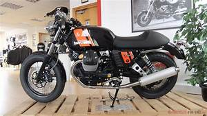 New Moto Guzzi V7 Special Cafe Racer Corsa Speedshop Special