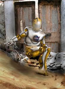 "Turn on Your Heart Light and Meet NASA's ""Superhero"" Robot ..."