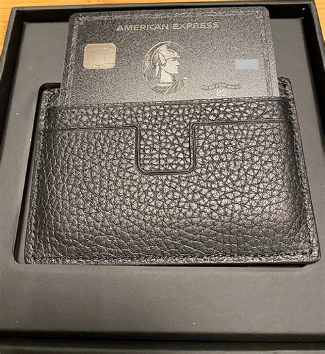 See rates and fees) and the centurion card. Unboxing the New American Express Centurion Card (Black Card) - View from the Wing