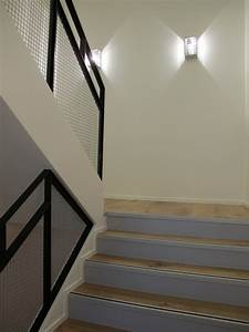 cage d39escalier architecture cage d39escalier pinterest With couleur pour une cage d escalier 13 rampe escalier