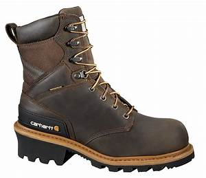 men39s 8 inch non safety toe climbing boot cml8160 carhartt With carhartt women s boots