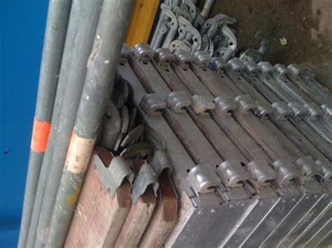 gerüst für treppenhausrenovierung layher blitz bauger 195 188 st bauunternehmen