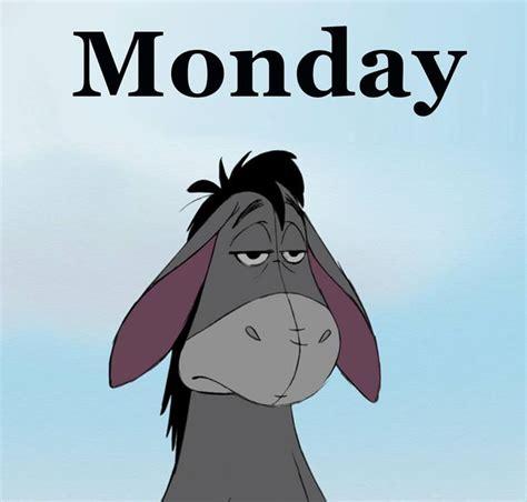 Monday School Meme - d4a9795e5499416889f0e0020758d36d jpg 736 215 703 winnie the pooh pinterest eeyore mondays