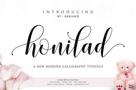 Free Download: Honilad Script