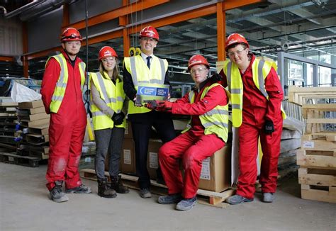 building services company becomes 100th investor in scottish construction now
